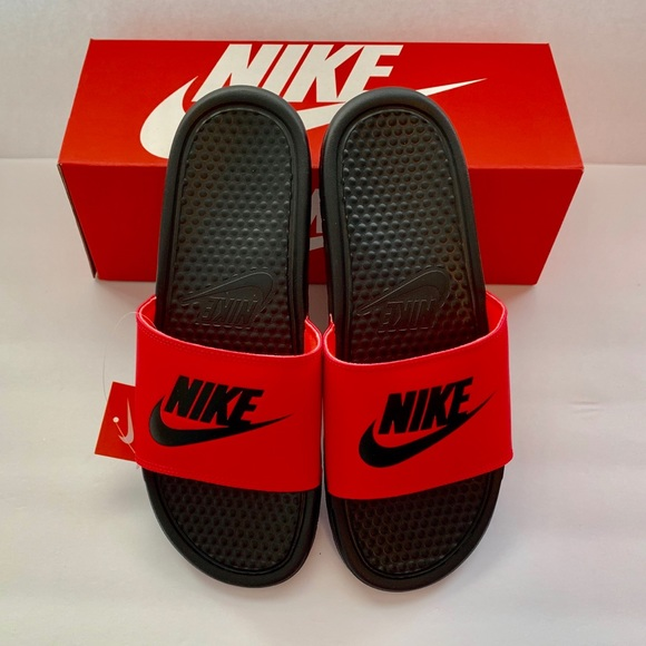 reputable site baaed 9c1c6 🔥Sandal SALE🔥 NEW Men s Benassi JDI Sandals. NWT. Nike